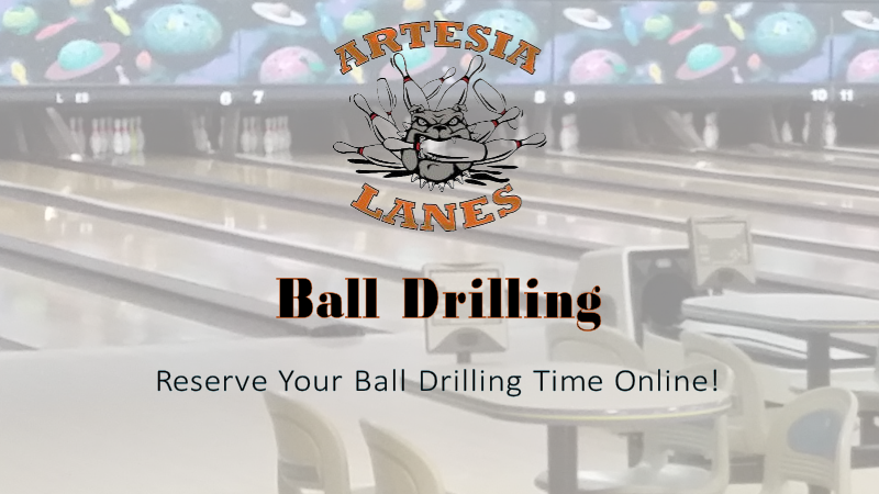 Ball Drilling Time Request